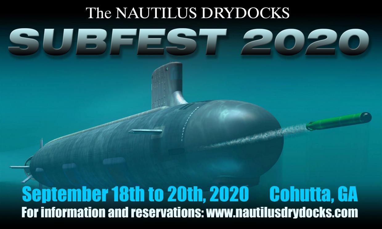 Nautilus Drydocks SUBFEST 2020 - Cohutta, GA - Sept 18th to 20th, 2020 Fetch?id=141499&d=1594283059